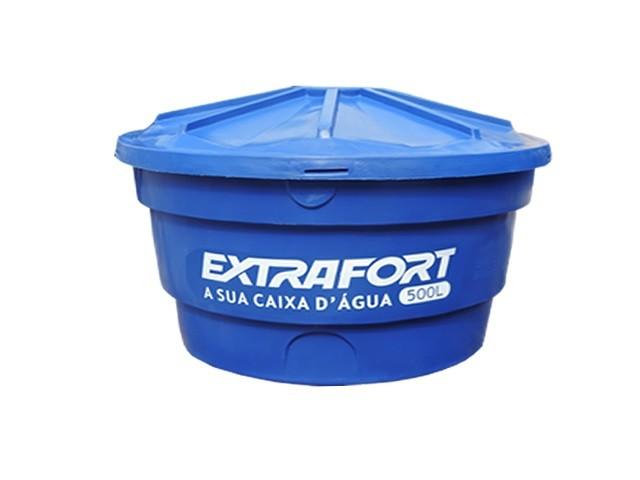Caixa D'Agua Polietileno 500L