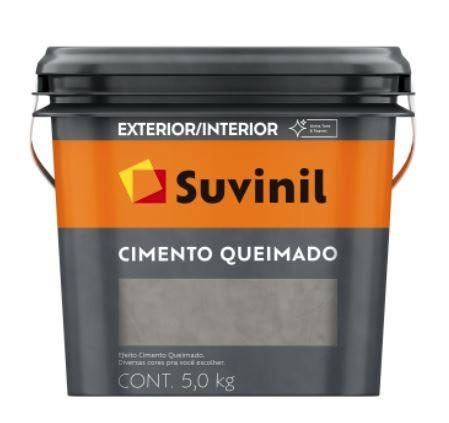 Cimento Queimado 5Kg