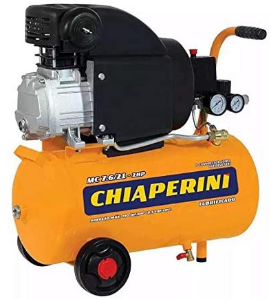 Compressor Chiaperini 7,6/21 L - 110 V