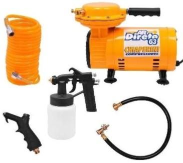 Compressor De Ar Direto Com Kit Bivolt