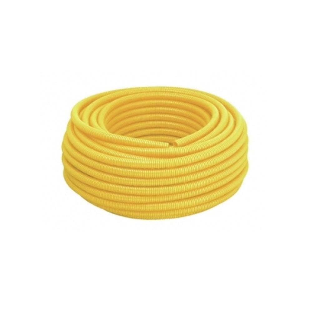 Eletroduto Corrugado PVC 25mm Metro