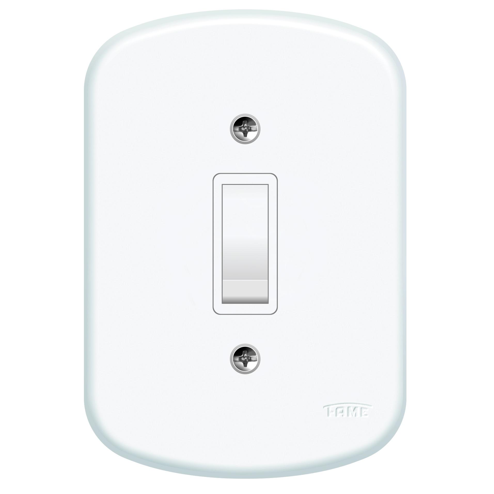 Interruptor Simples 10A/250V