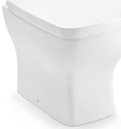 Kit Vaso Boss Convencional + Assento + Conj Fixação - Branco