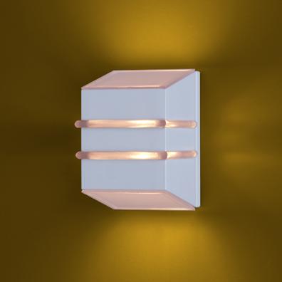 Luminária Ideal Arandela 956 - Branca