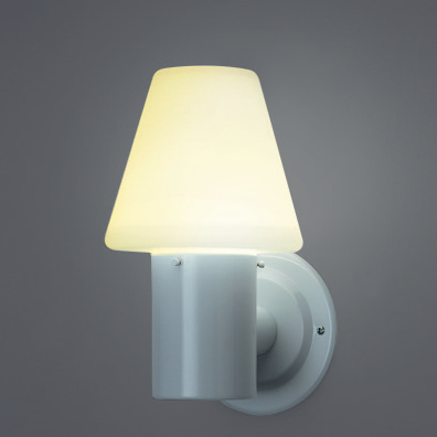 Luminária Arandela Alumínio A-250 - Branca