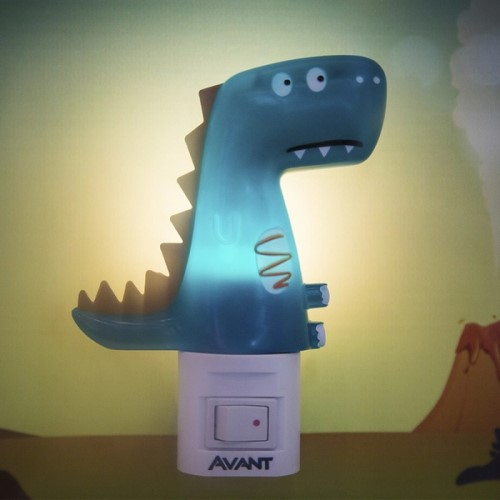 Luminária Led Avant Dino 3000k 1w