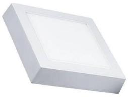 Luminária Led Sobrepor 18w 6500k 1550 Quadrada