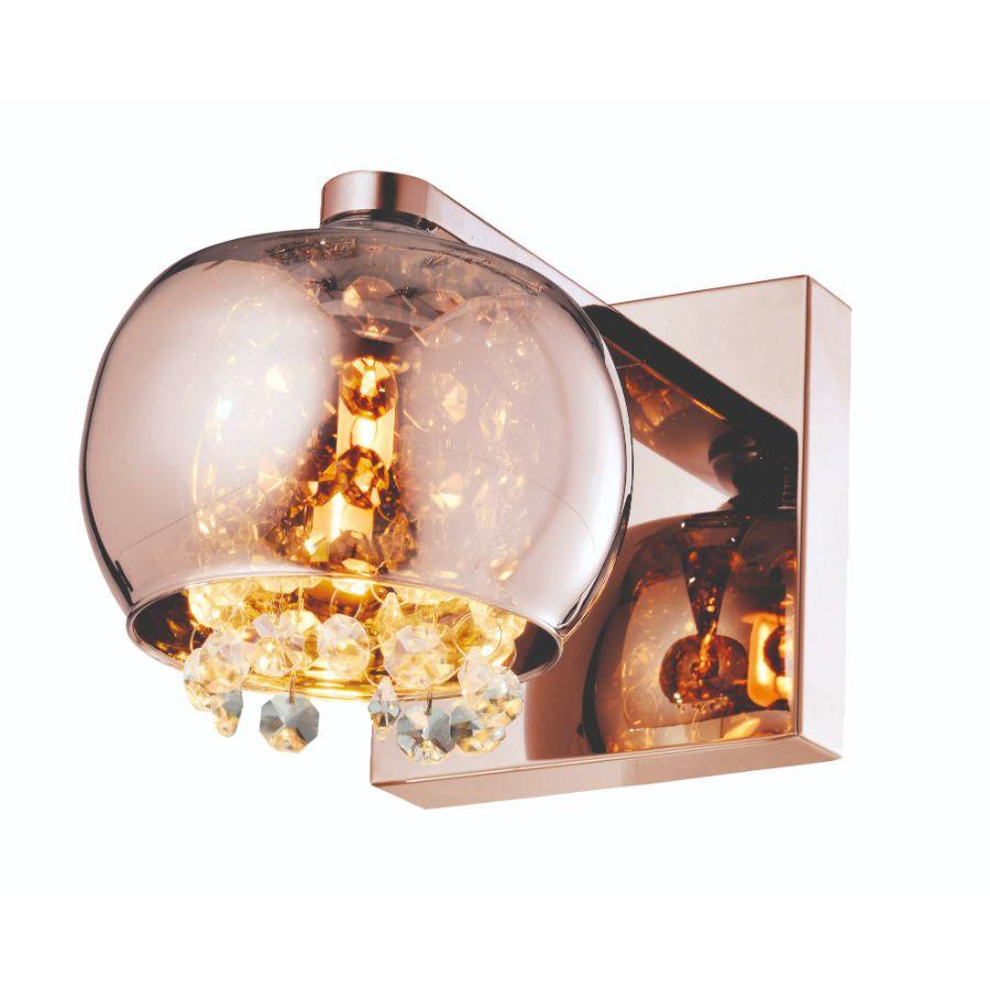Luminária Quality Arandela Cobre Qar1281-co