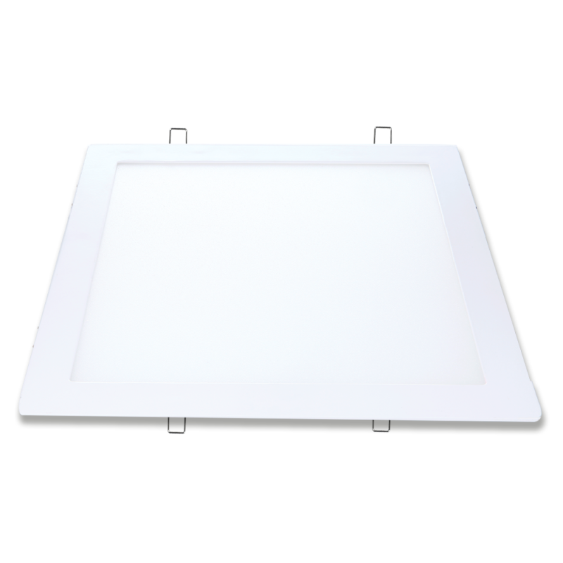 Painel Pop Quadrado de Embutir 24W 6500K - Branco