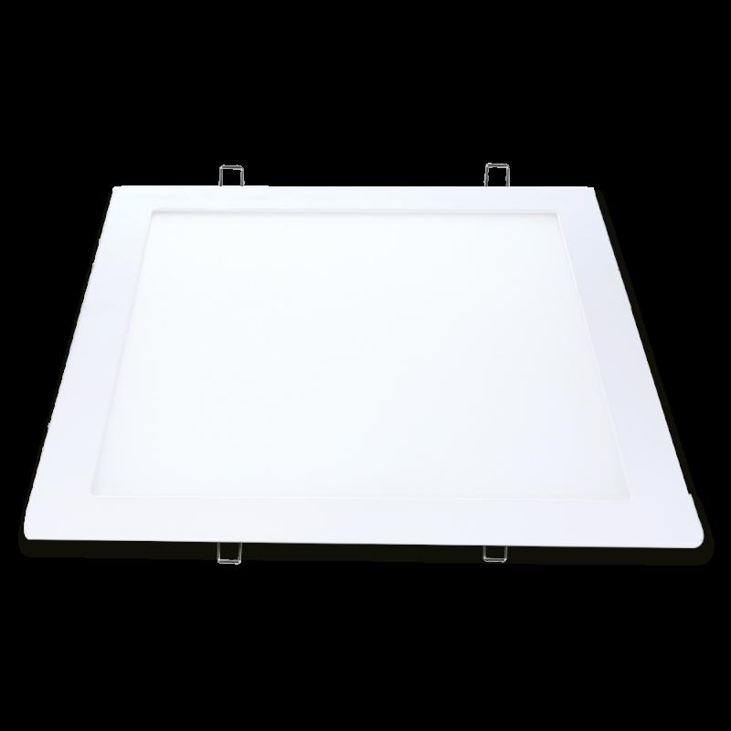 Painel Pop Quadrado de Embutir 24W 4000K - Branco