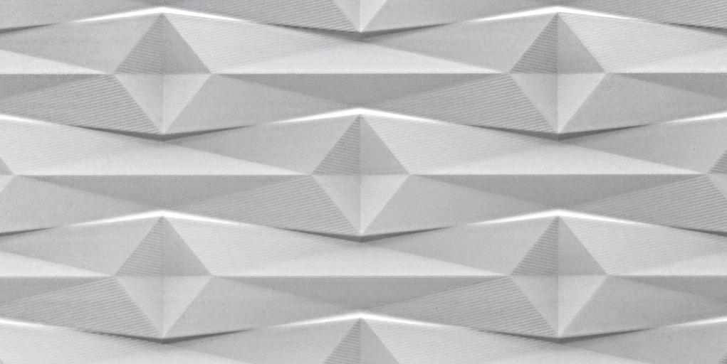 Revestimento Abstrate 38x74Cm - Cinza