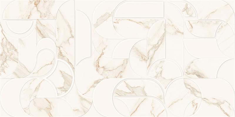 Porcelanato Creative Gold Acetinado 62X121Cm