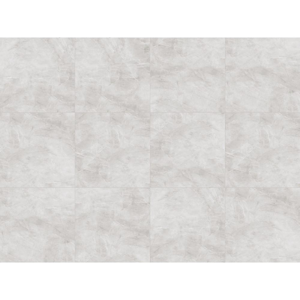 Porcelanato Pulpis Cinza Polido 84x84cm Cx.2,12
