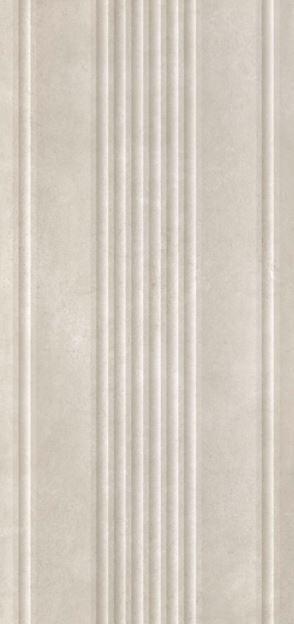 Porcelanato Realce Manhattan Ref: Hd51008 51x115Cm - Cinza