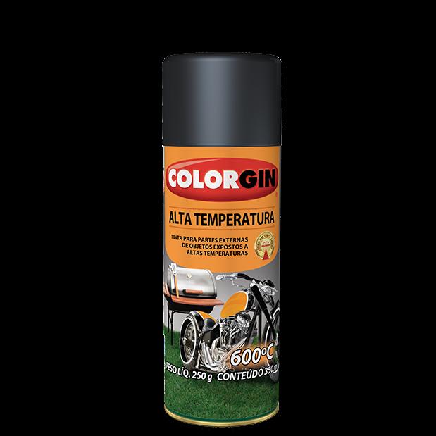 Spray Alta Temperatura - Alumínio