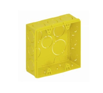 Tigre Caixa Luz Plástica 4x4 - Amarela