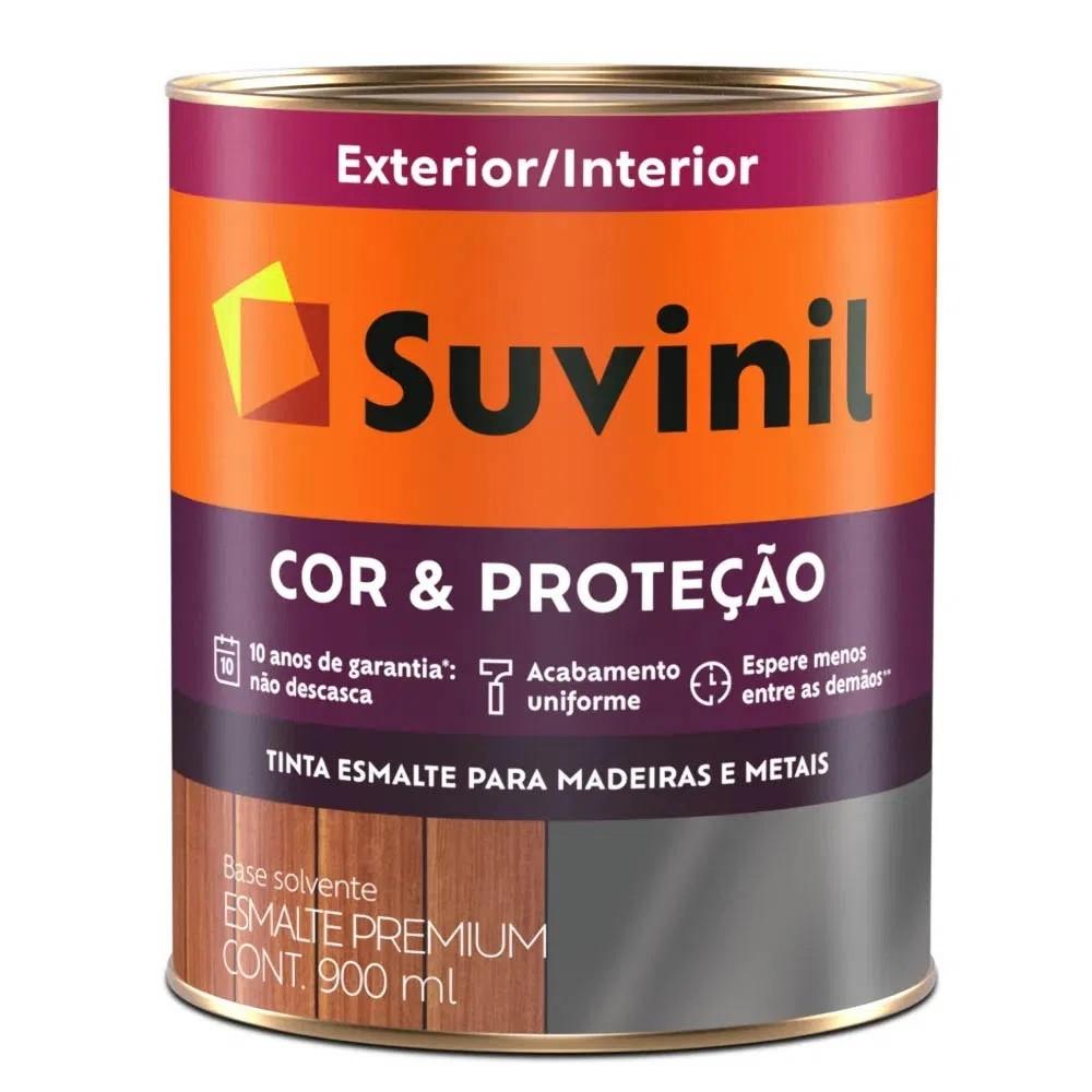 Tinta Esmalte Cor & Proteção 900ml