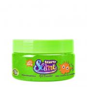 Gel Fixador Beauty Slime Verde Neon 200g