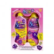 Kit Shampoo Condicionador Beauty Slime Pink Neon 200ml