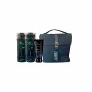 Kit Shampoo Truss Nature 300ml + Condicionador Truss Man Nature 300ml + TRUSS ACQUA GEL FIXADOR 180g