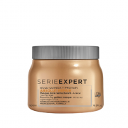 Máscara L'Oréal Professionnel Serie Expert Absolut Repair Light Gold Quinoa + Protein 500ml