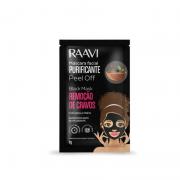 Máscara Raavi Peel Off Black 8g
