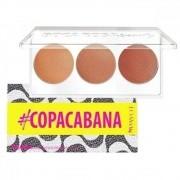 Paleta de Contorno Boca Rosa Beauty By Payot #CopaCabana