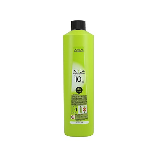 Água Oxigenada L'Oréal Professionnel Inoa 10 Volume 1L