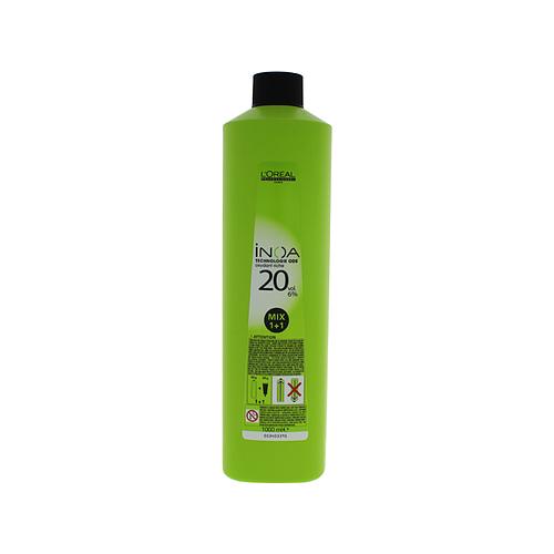 Água Oxigenada L'Oréal Professionnel Inoa 20 Volumes 1L
