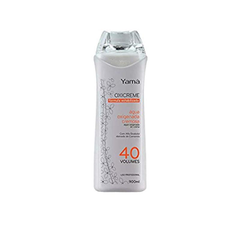 Água Oxigenada Yamá Cremosa 40 Vol 900ml