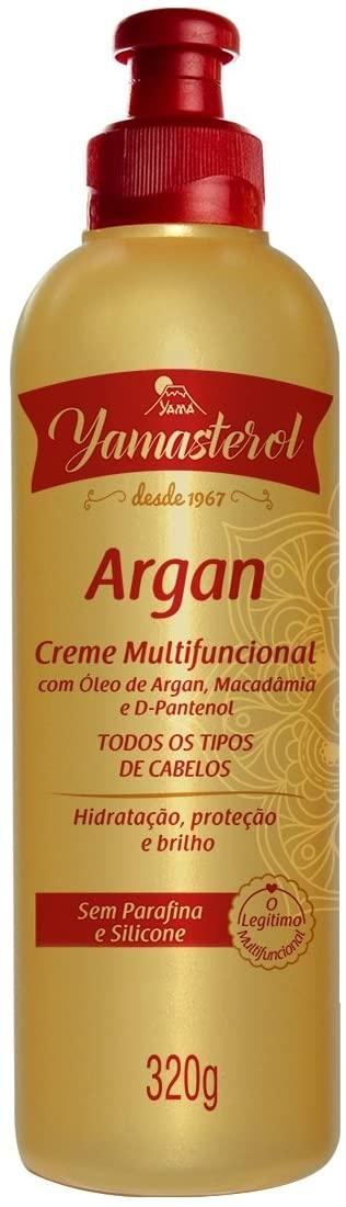 Creme Multifuncional Oléo Argan Yamasterol 320 g