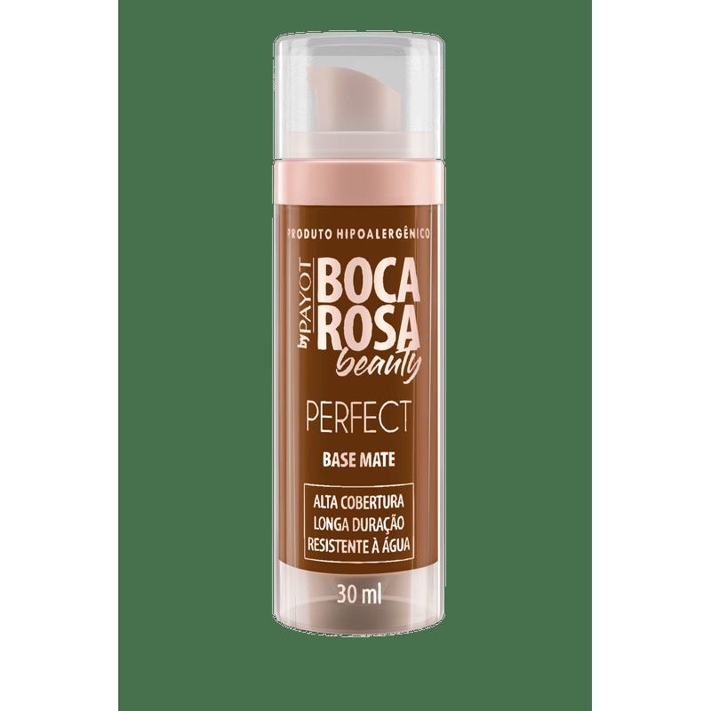 Base Líquida Boca Rosa Beauty By Payot Matte Aline 30ml