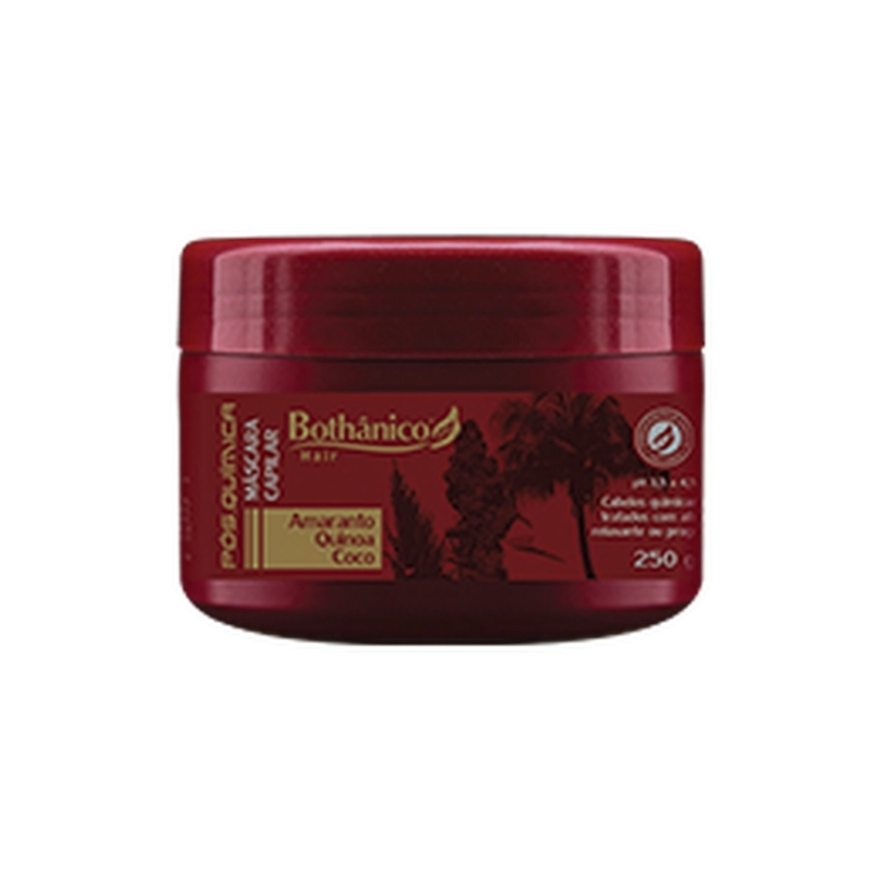 Máscara Bothânico Hair Pós Química 250g