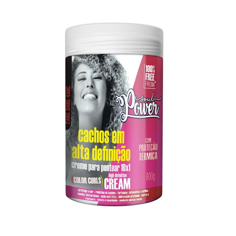 Creme De PentearSoul Power Color Curls High Definition 800g