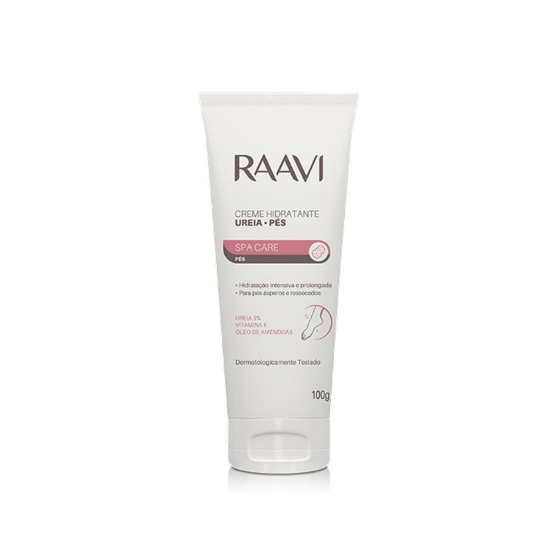 Creme Hidratante Raavi Spa Care 100g