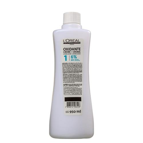 Creme Oxidante L'Oréal Professionnel 6% 20 Volumes 950ml