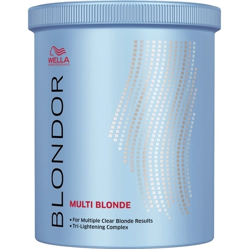 Pó Descolorante Wella Professionals Blondor Multi Blonde 800g