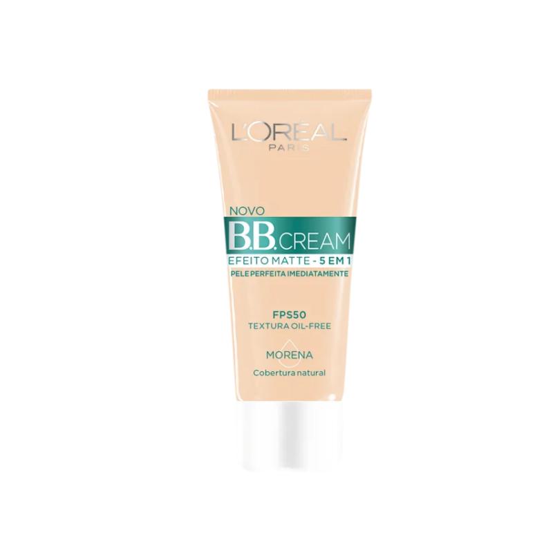 BB Cream L'Oréal Paris Efeito Matte Morena 30g