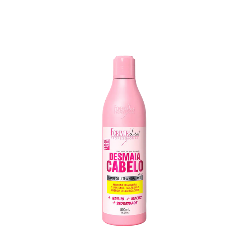 Shampoo Forever Liss Desmaia Cabelo 500 ml