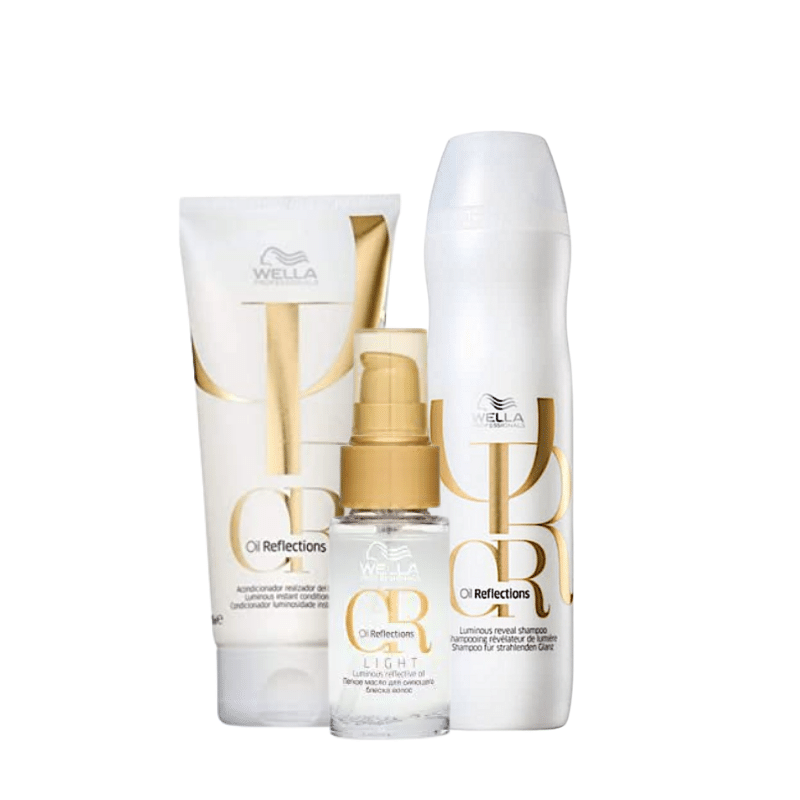 Kit Wella Professionals Oil Reflections