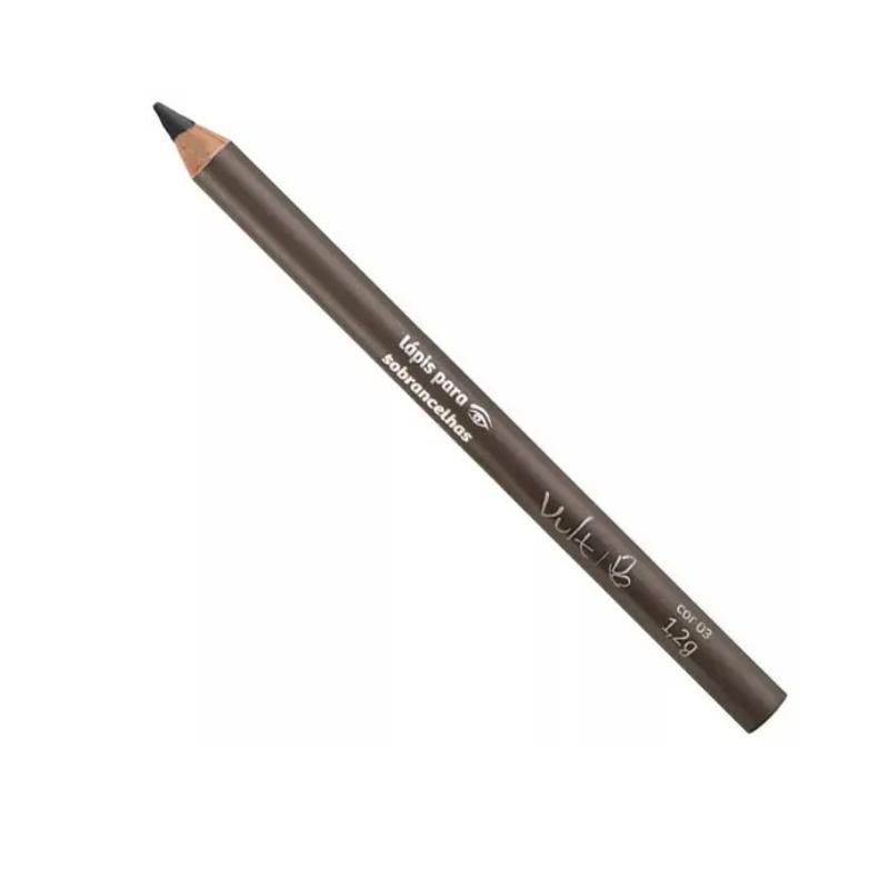 Lápis Para Sobrancelha Vult Madeira 003 1,2g