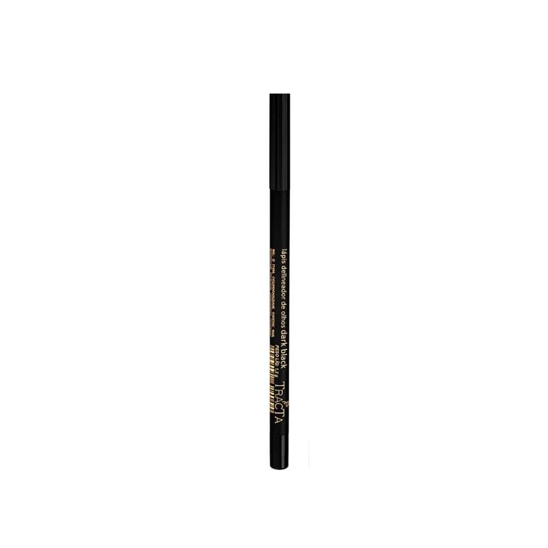 Lápis Tracta Delineador para Olhos Dark Black