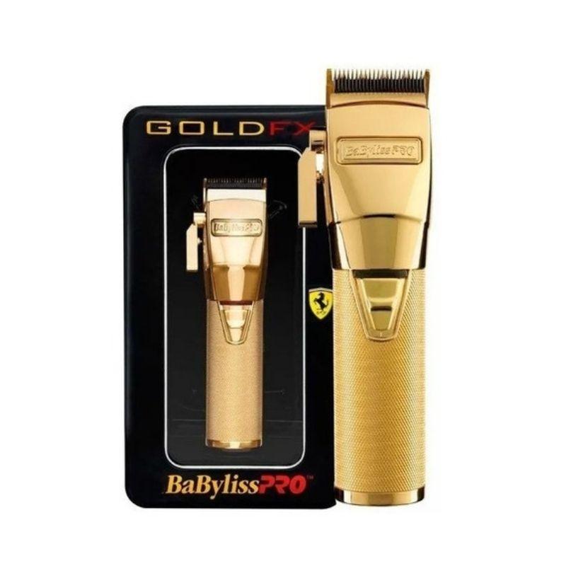 Máquina De Corte Babyliss Pro Gold