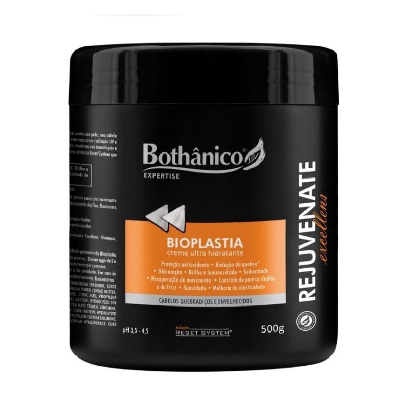 Máscara Bothânico Hair Rejuvenate Excellens 500g