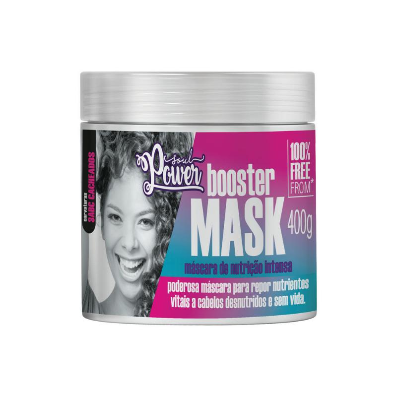 Máscara Soul Power Nutrição Intensa 400g