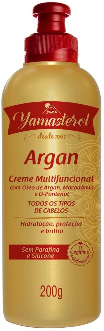 Creme Multifunciona Yamasterol Óleo Argan  200g