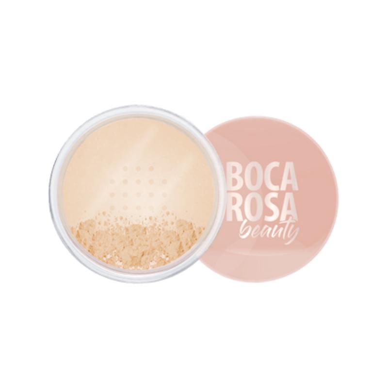Pó Facial Boca Rosa Beauty By Payot Matte Mármore 01 20g