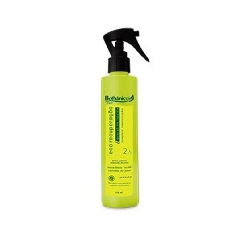Queratina Líquida Bothânico Hair Eco Recuperação 200ml