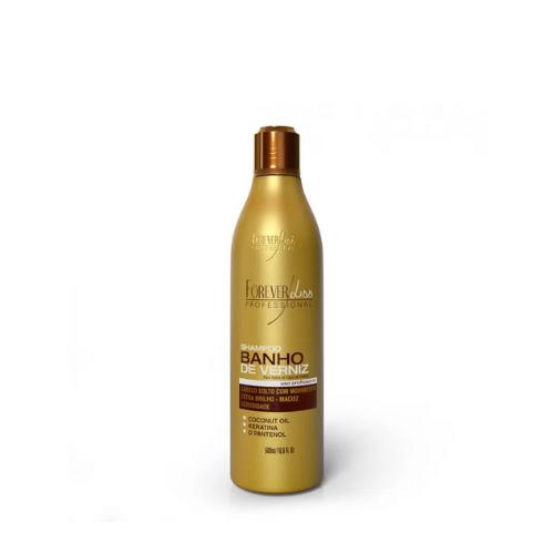 Shampoo Forever Liss Banho De Verniz 500 Ml