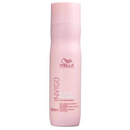 Shampoo Wella Professionals Invigo Cool Blonde Recharge 250ml